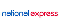 Exclusive 20% discount with National Express Logo